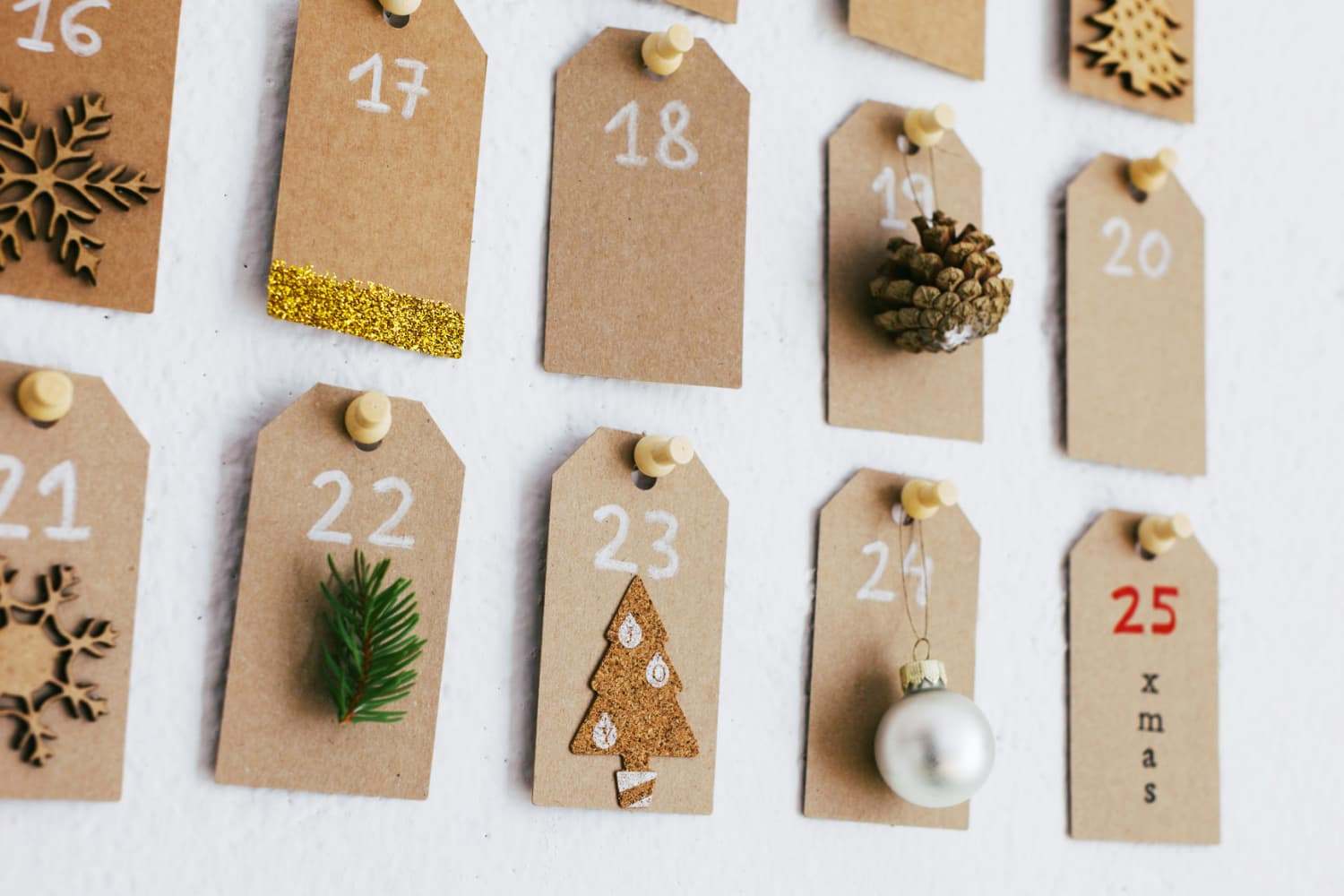 9 Modern Advent Calendars That Are Anything but Boring
