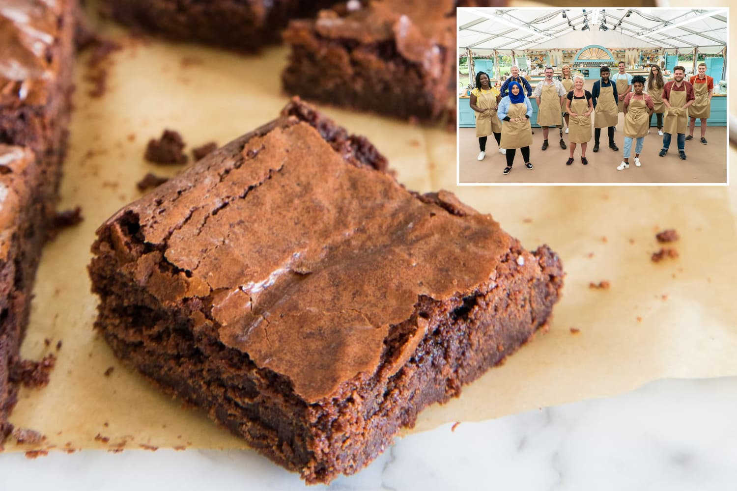 """7 Tips for Making Really Great Brownies (Unlike the Disasters You Just Saw on """"The Great British Bake-Off"""")"""