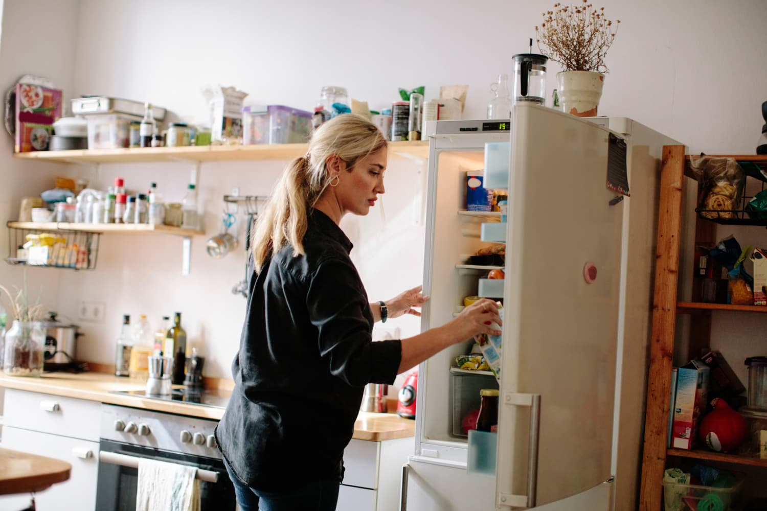How to Be Someone Who Always Has an Impossibly Organized Fridge