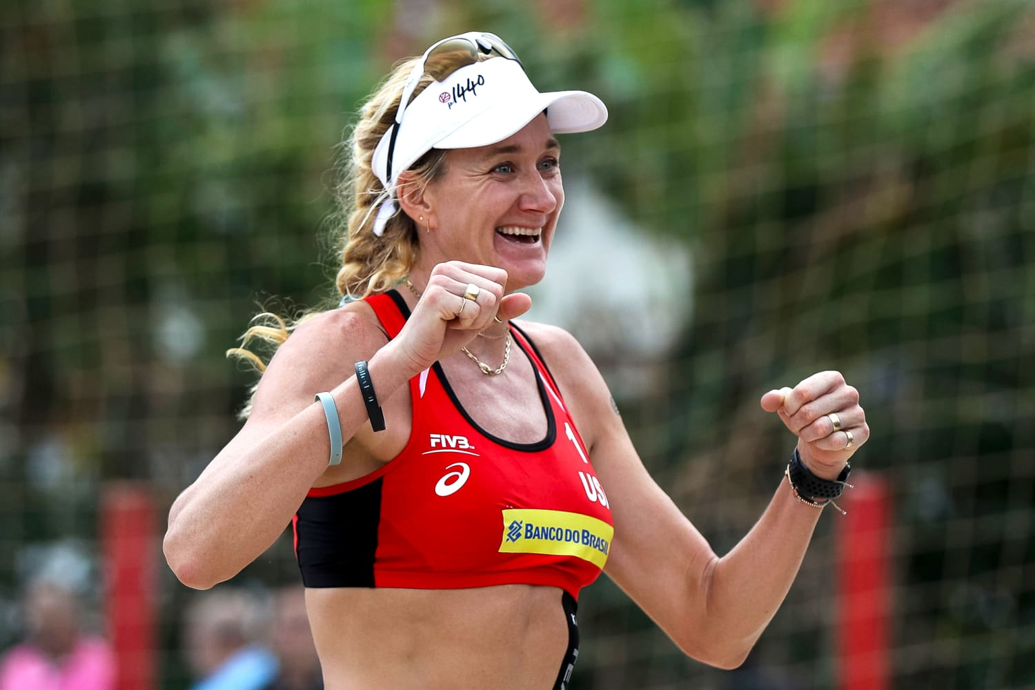 Olympic Beach Volleyball Star Kerri Walsh-Jennings Shares the Snack She Always Keeps Courtside
