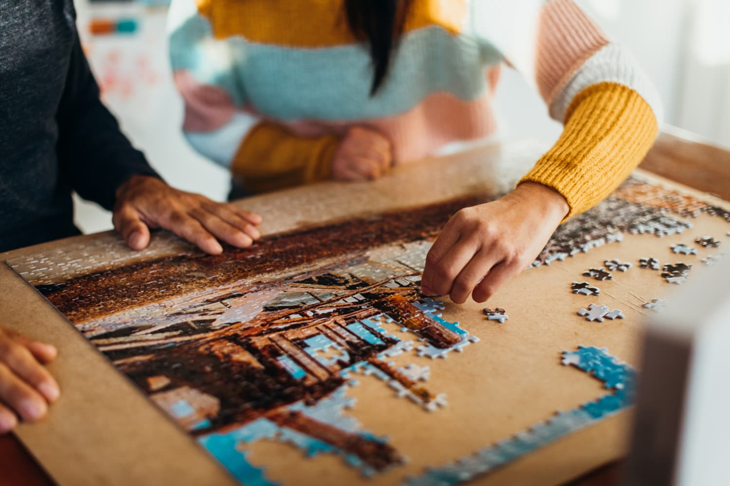 How to Be Really Good at Jigsaw Puzzles—Plus, 6 to Buy Right Now