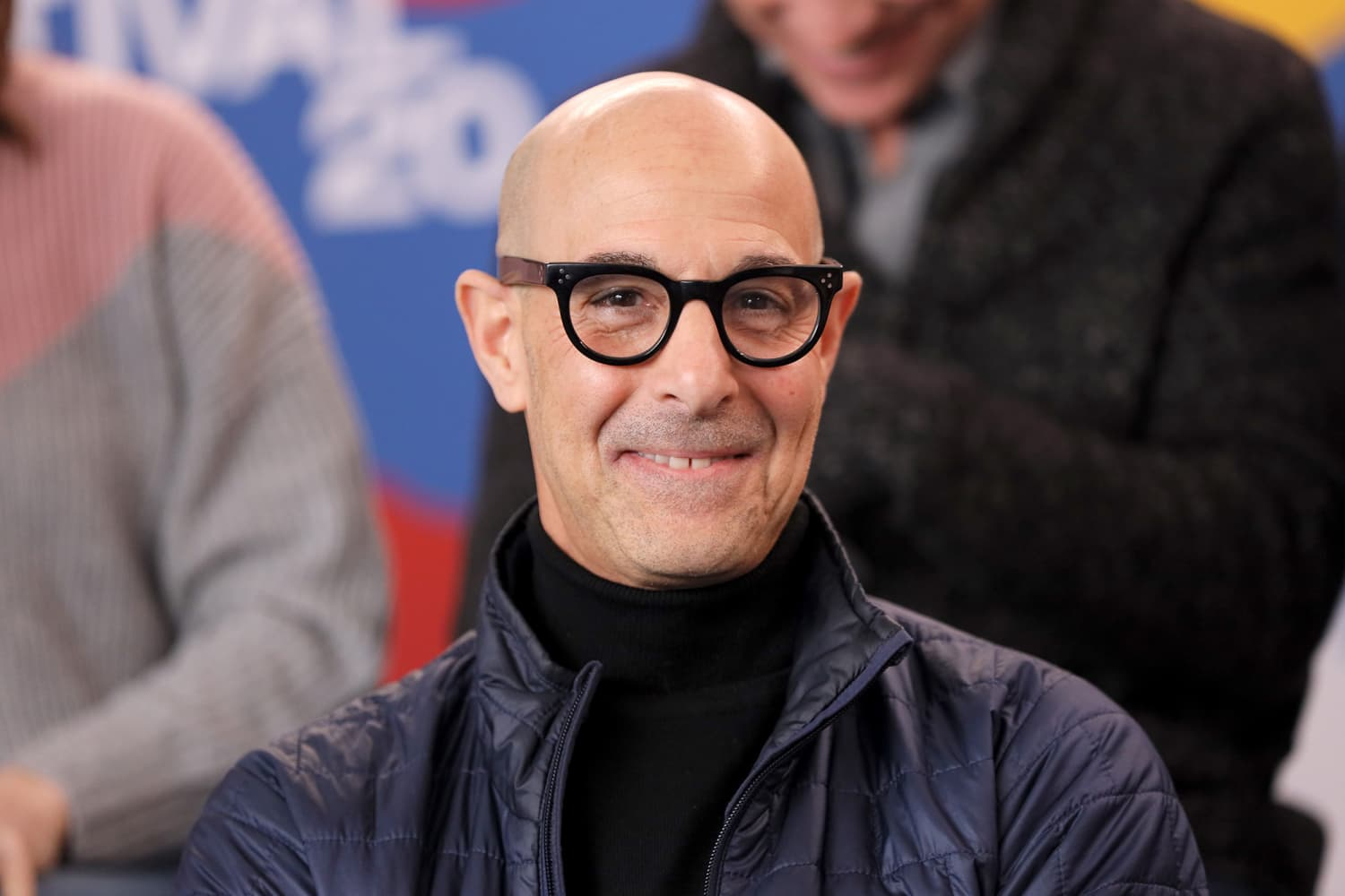 Stanley Tucci Will Star in a Culinary Docuseries Where He Explores Italy