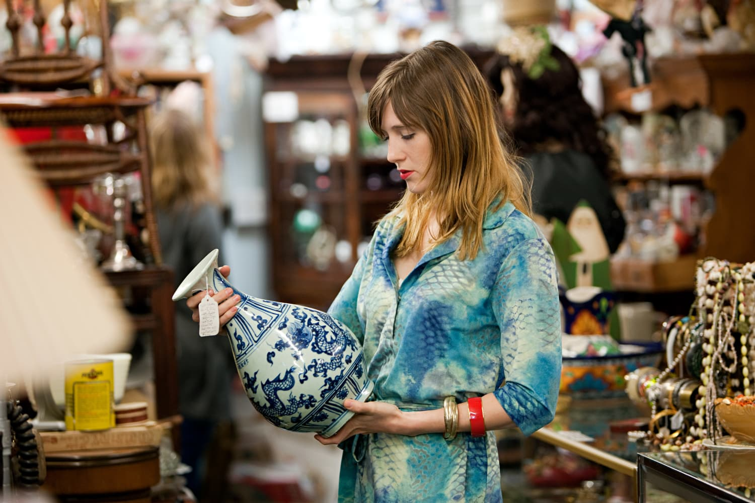 Do You Live in One of the Top 10 (or 25) Cities for Thrift Shopping? If So, We're Jealous!