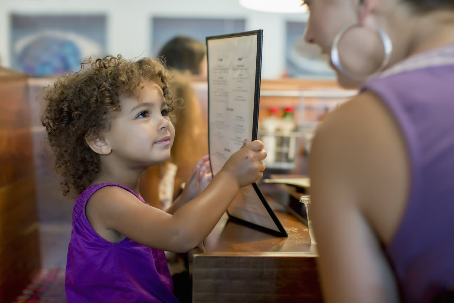 With Everything Going on, Why Are People Bickering About Kids' Menus of All Things?