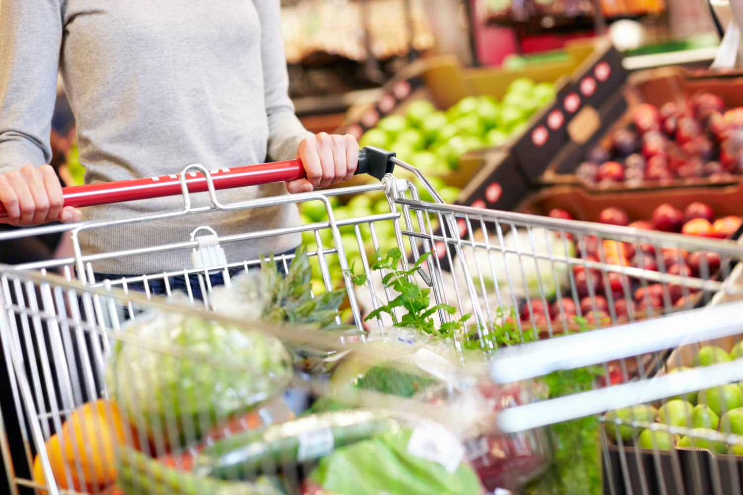 How Being Home These Last Few Months Changed the Way These Professional Chefs Grocery Shop