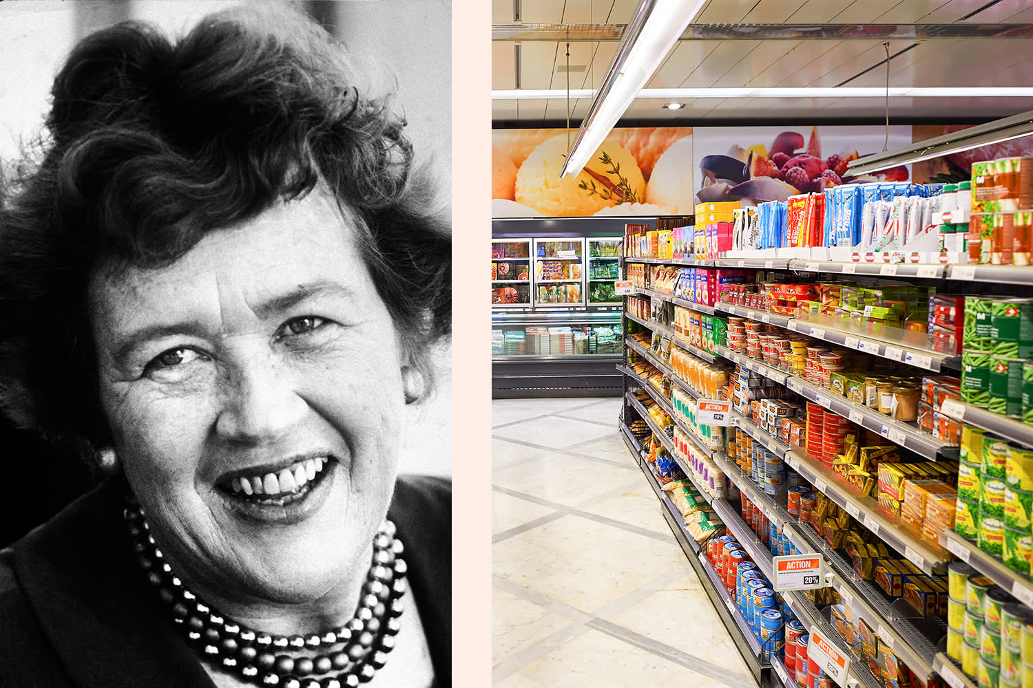The Surprising Store-Bought Appetizer Julia Child Always Served on Thanksgiving