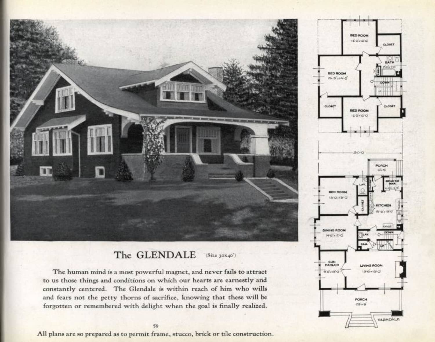 100 Years of Home Buying: Comparing 1920s Real Estate Listings to Today's
