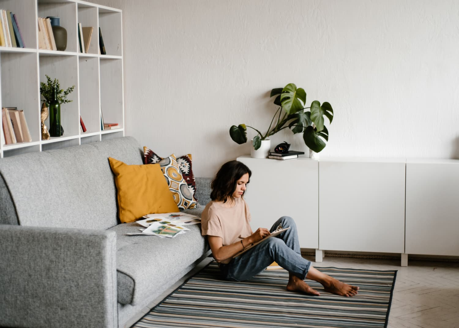 Here's What to do if You Bought an Uncomfortable Sofa for Your Living Room