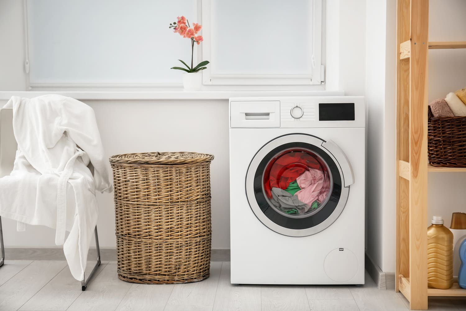 What to Do If You Run Out of Laundry Detergent