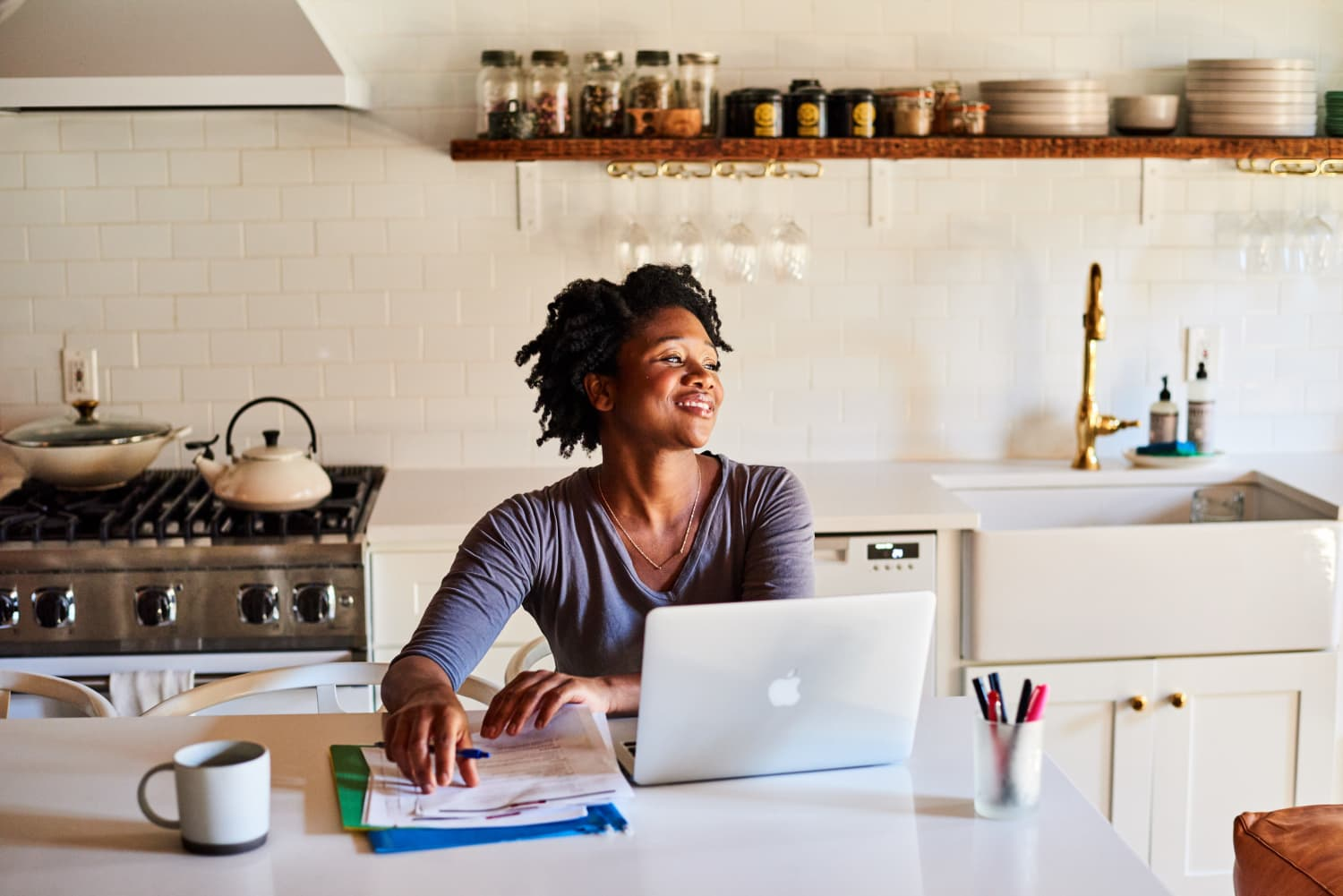 8 Work from Home Jobs That Allow You to Make a Difference From Your Couch
