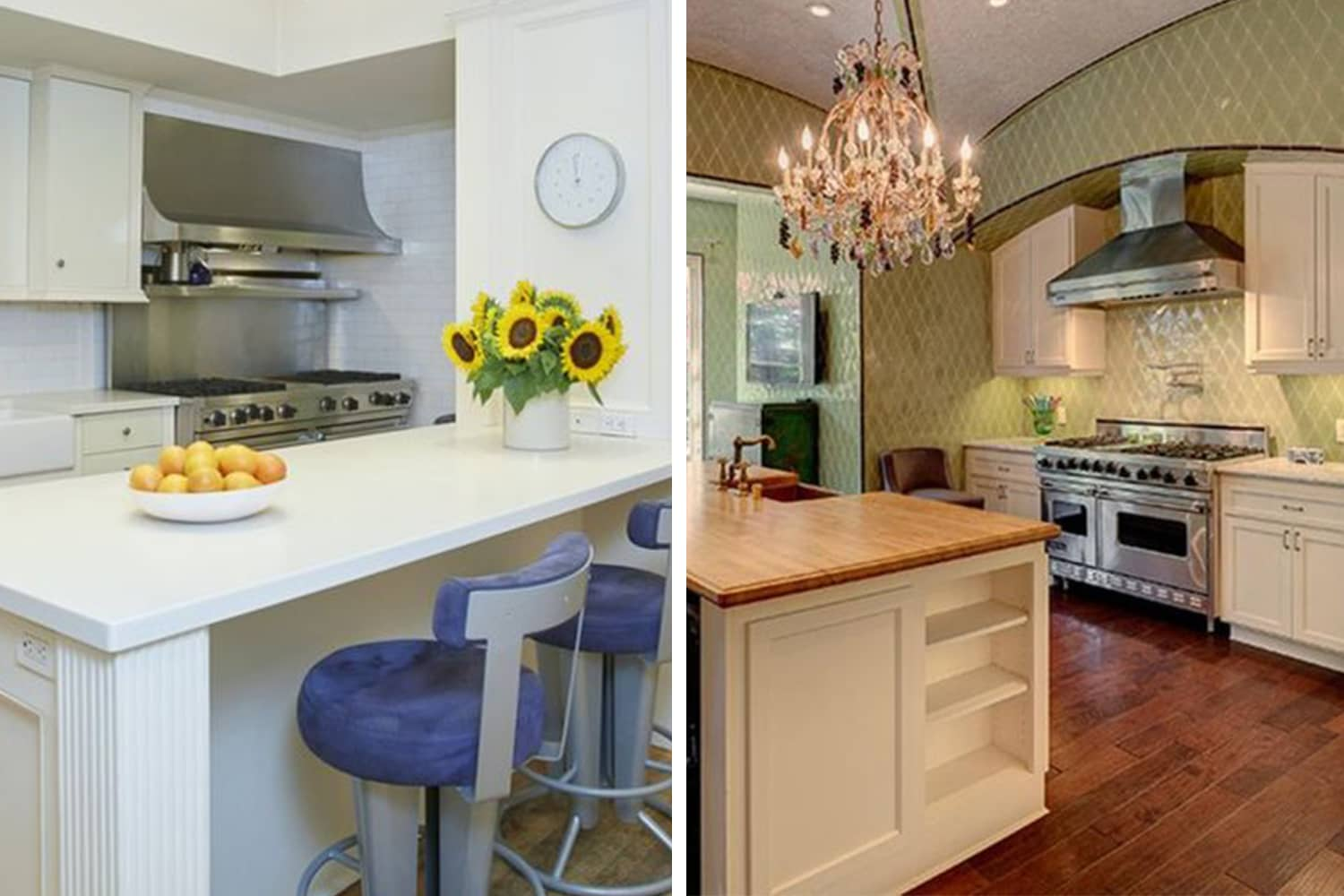 This Is What Kitchens Look Like in Homes That Cost $10 Million