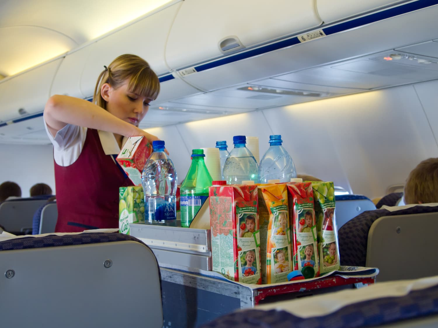 Flight Attendants Share Their Best Tips for Making the Most of a Small Kitchen