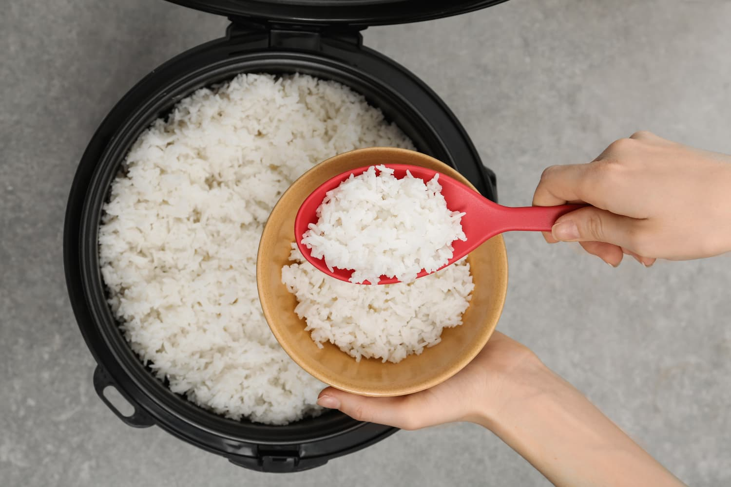 I Miss the $30 Rice Cooker I Got at Costco — Luckily for You, I've Found It on Amazon
