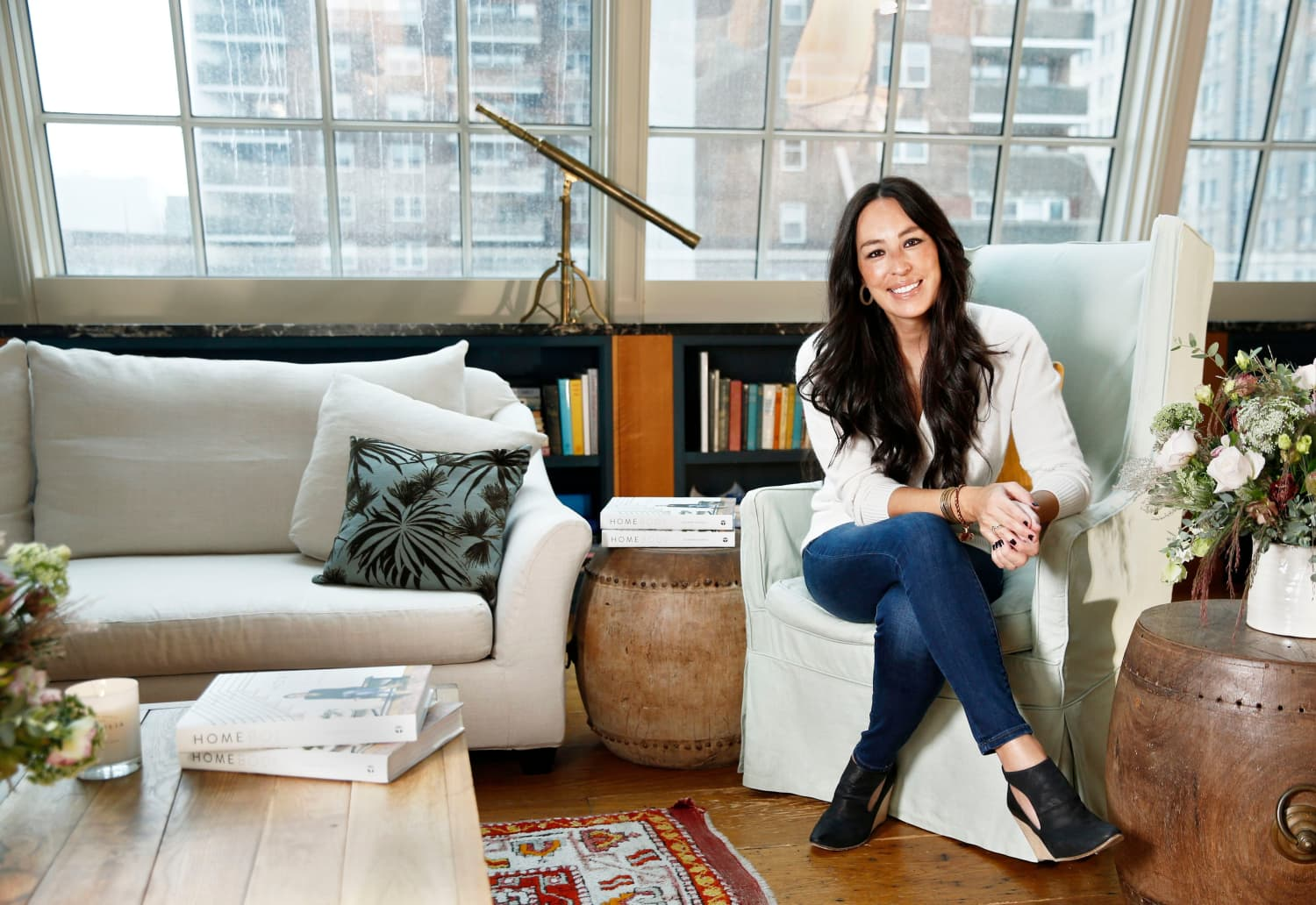Joanna Gaines' Tip for Making Sure Home Updates Look Authentic