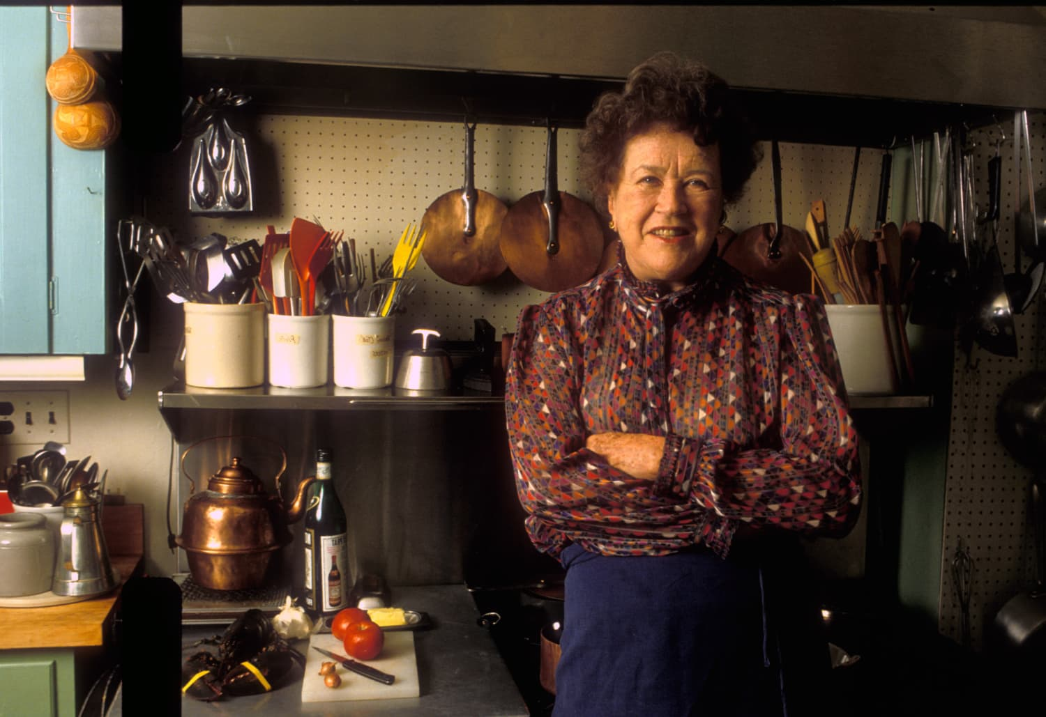 Celebrate Julia Child's Birthday By Planning a Trip to Visit Her Kitchen