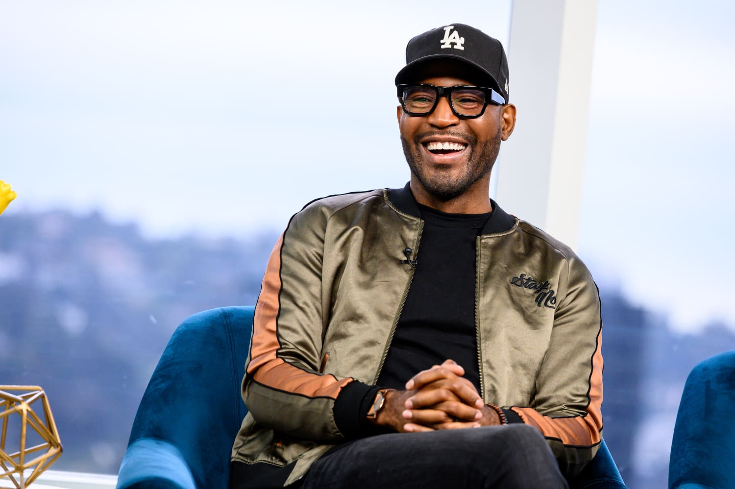 Move Over, Bobby: Karamo Brown Queer Eye'd His First Apartment From Fratty to Fab