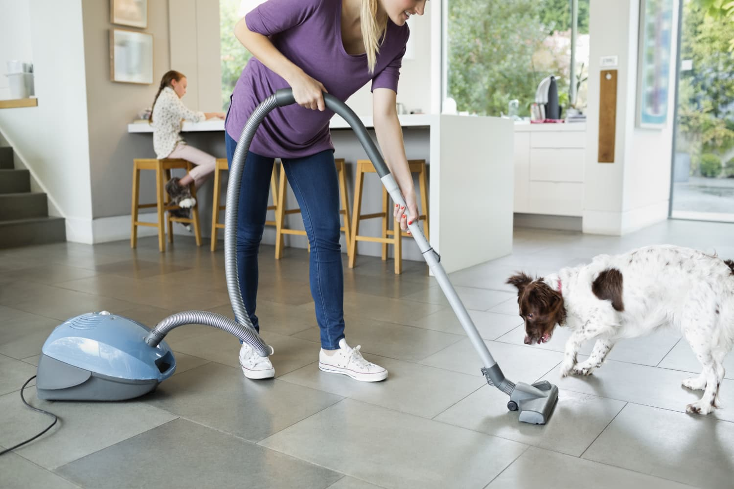 5 Messes You Should Never Try to Clean Up With a Vacuum