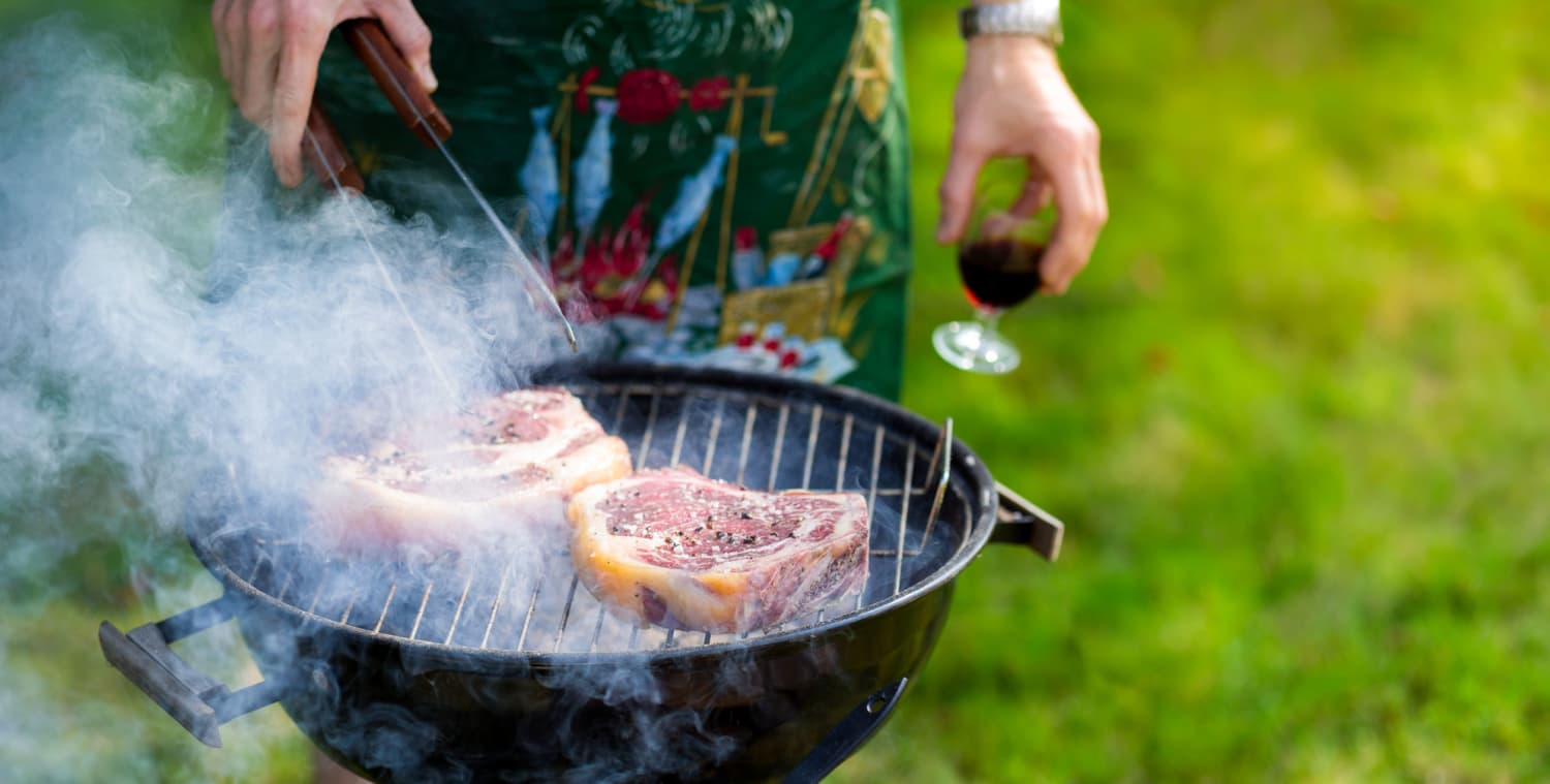 Wait! Read This Before Lighting Your Charcoal Grill This Weekend