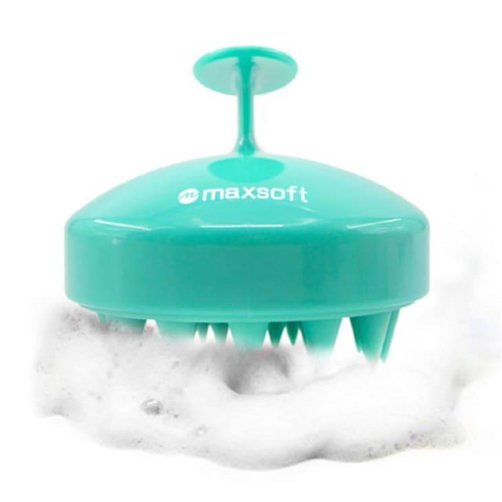 产品图片:Maxsoft头发头皮按摩器洗发水刷