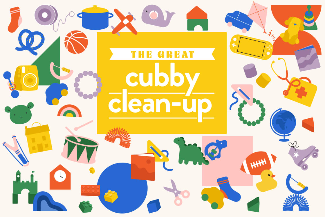 Great Cubby Clean-Up