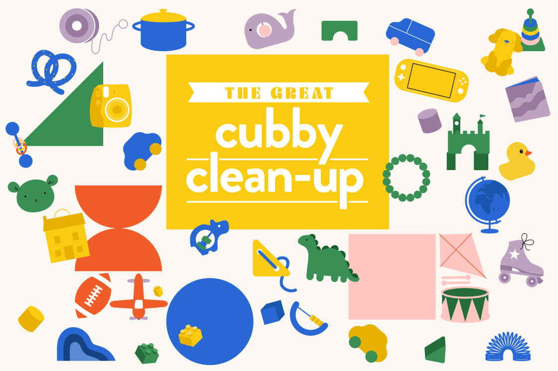 The Great Cubby Clean-Up