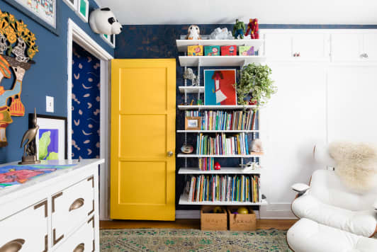 6 Tricks Home Stagers Use to Make Your Kids' Rooms Look Way Cleaner