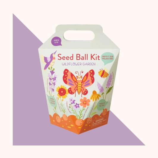 DIY seed ball kit