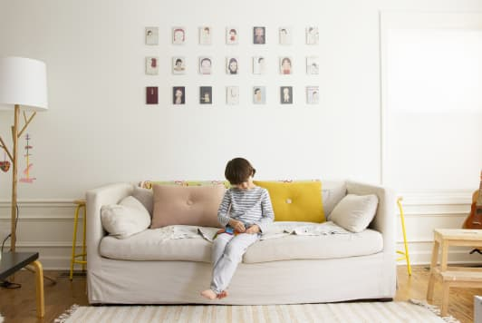 Rest on the Couch While Playing Games With Your Kids — Yes, It's Possible!