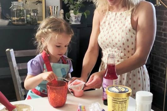 The Easiest and Sweetest Summer Hosting Idea (Especially for Families)