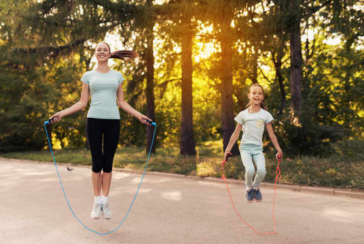 The $10 Piece of Equipment That Provides Endless Workouts to Do with Kids