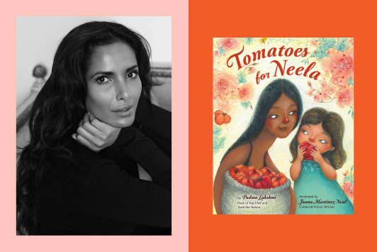 Padma Lakshmi Talks about Family Recipes and Her Brand-New Picture Book With Us