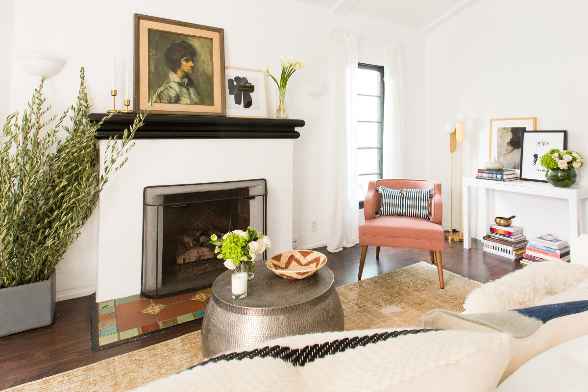 The One Thing You Always Should Do When Decorating Your Living Room—And the One You Shouldn't