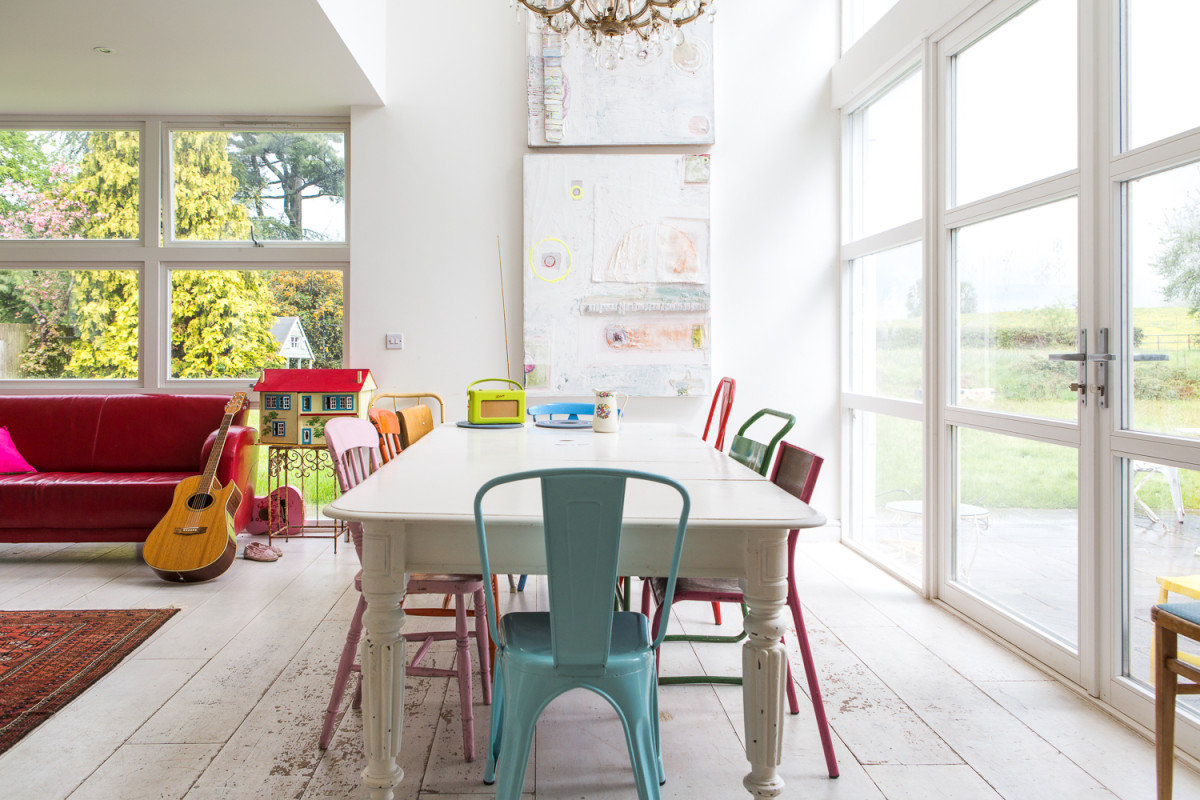 The Outdated Dining Room Trend Slowly Disappearing From Our Homes