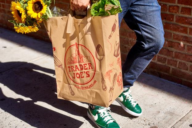 Trader Joe's Finally Has Reusable Flower Bags