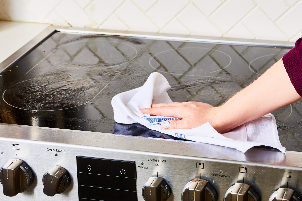 I Tried Using Car Wax to Prevent Messes on My Stovetop — Here's How It Went