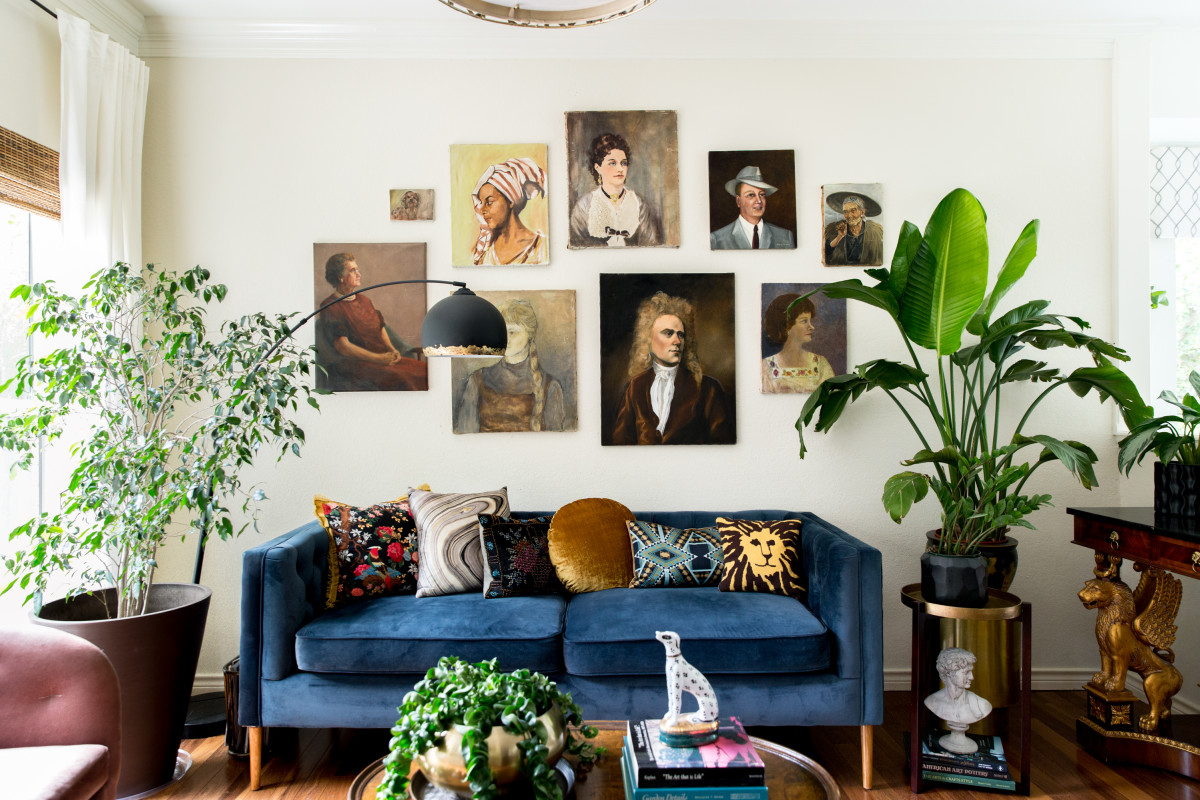 Here's How to Get the Instagram-Famous Gallery Wall Look on a Budget