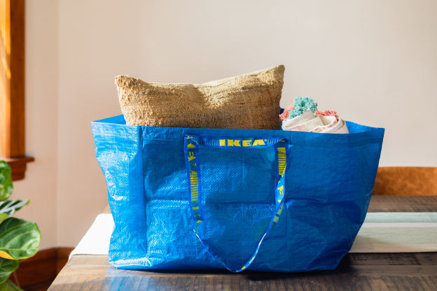 IKEA's New Tote Bag Is the Hottest Thing on TikTok Right Now