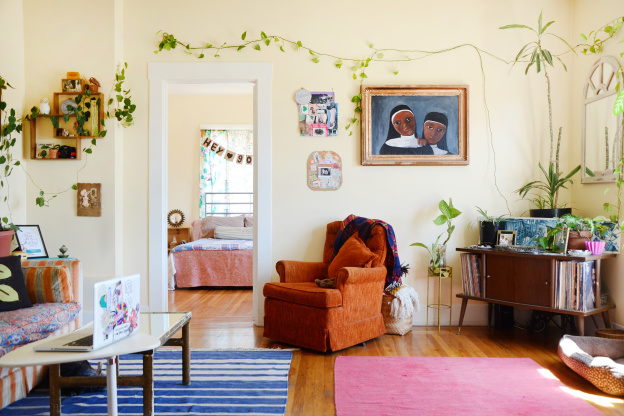Want a Cleaner-Looking Home? Just Choose the Right Shade of Paint