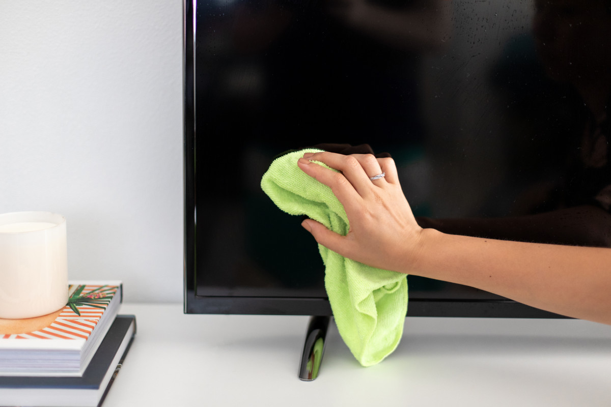 This $35 Laundry Accessory Makes My Microfiber Cloth Cleaning Habit 10x Greener