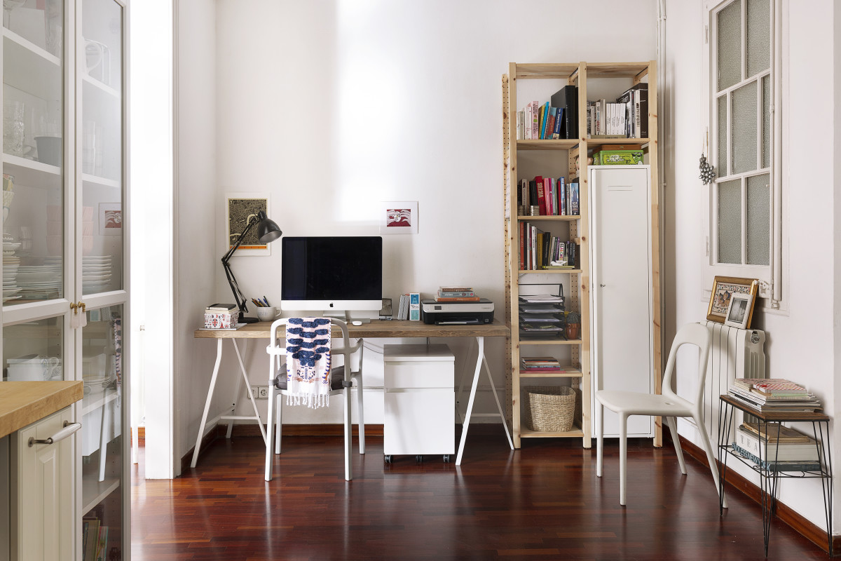 The Only Storage Solution Your Home Office Really Needs