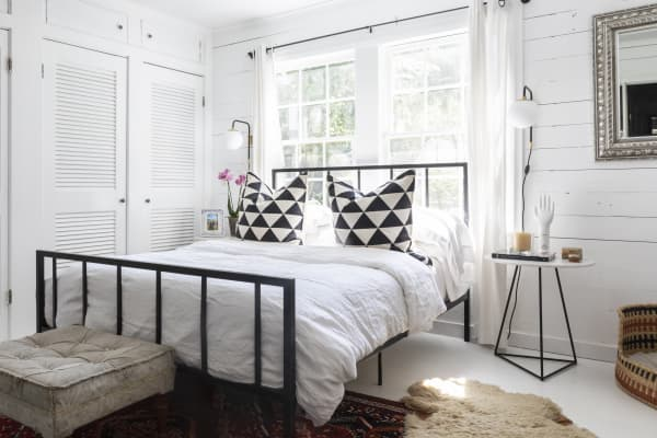 I Just Spent the Night in My Guest Bedroom — Here Are 4 Things I'm Changing About It