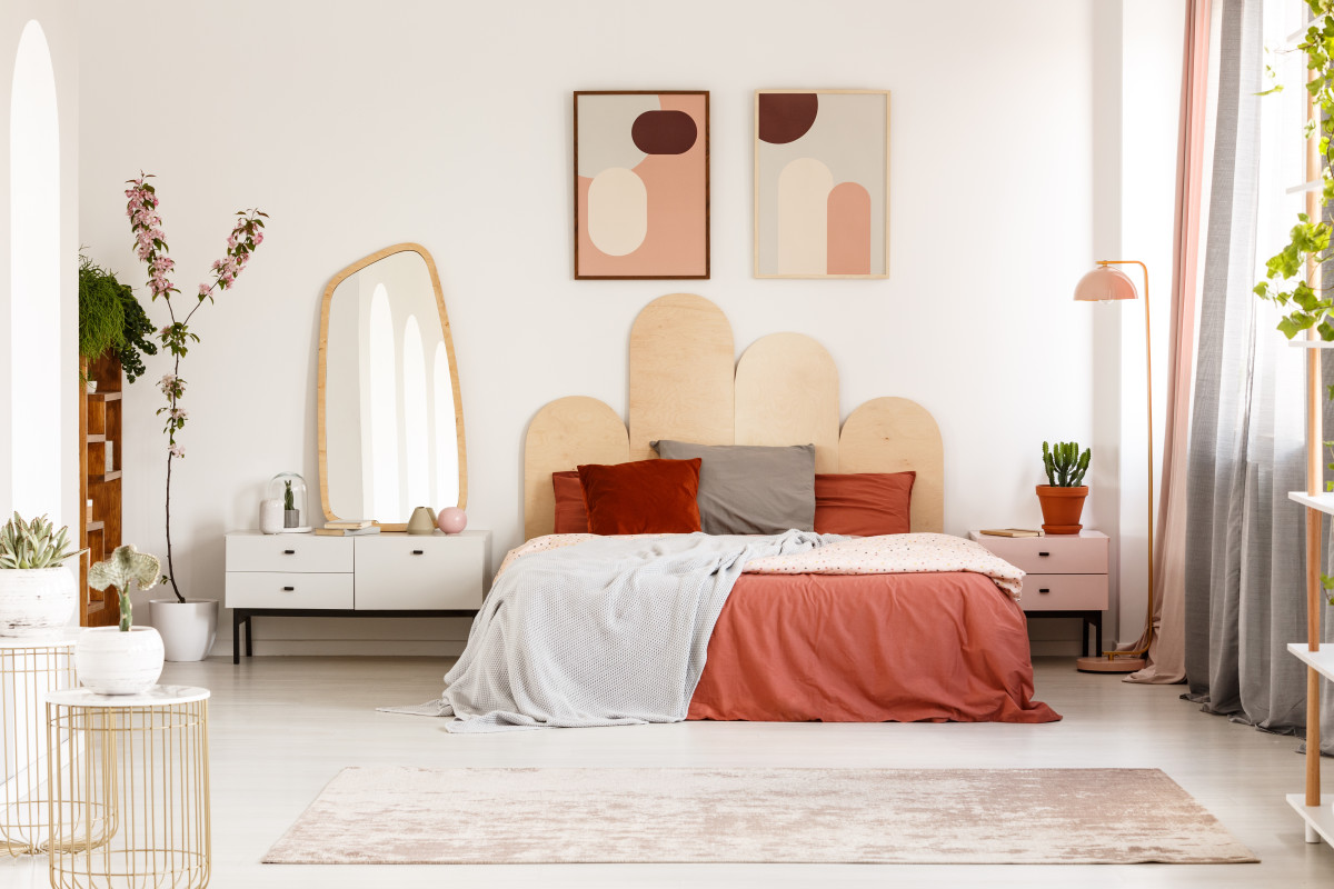 7 Pieces of Furniture You Don't Actually Need in Your Bedroom, According to Home Stagers