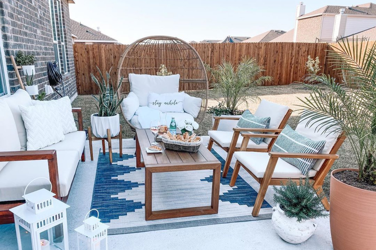 These Patio Garden Ideas Will Make You Want to Spend All Your Time Outdoors