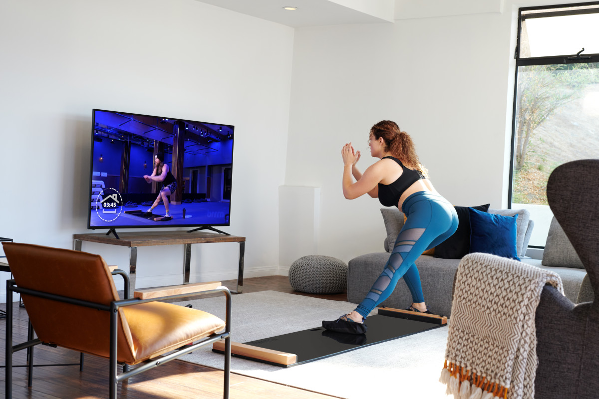 This Small Space-Friendly Fitness Tool Is Totally Quiet, So I'm No Longer the Annoying Upstairs Neighbor