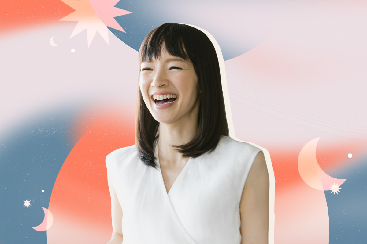 The 5 Things Marie Kondo Keeps on Her Nightstand — and One She Definitely Doesn't