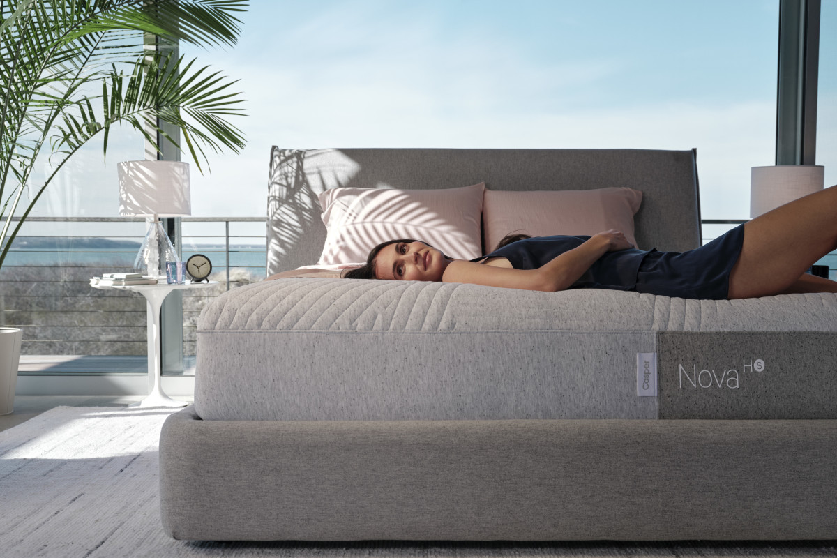 Casper's New Hybrid Mattress for Hot Sleepers Has Given Me the Best Sleep of My Life