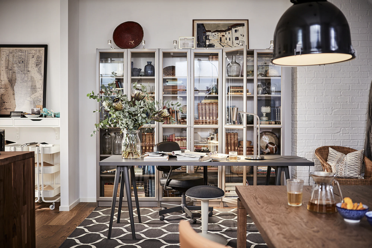 The Designer Trick to Make IKEA Look Luxe