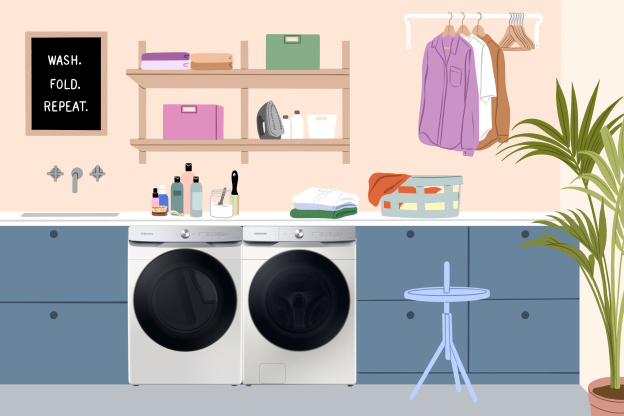 5 Quick and Easy Laundry Tips That Will Make Wash Day Less of a Chore (Partner)