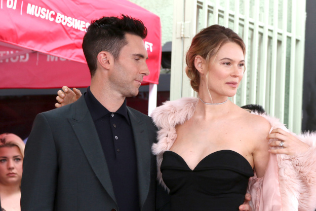 Adam Levine and Behati Prinsloo's Furniture Brings Dance Party Vibes