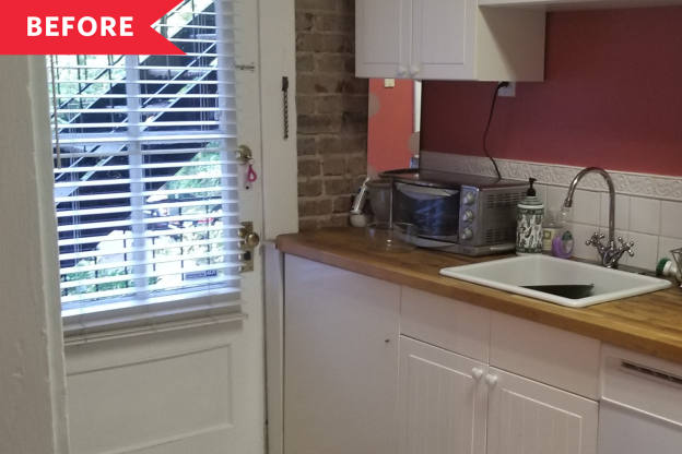Before and After: Every Room in This 500-Square-Foot Rental Got a Stylish Refresh